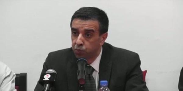 Ali Haddad, président du FCE