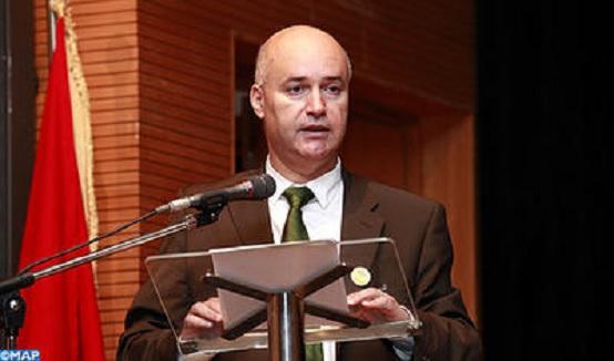 Anis Birou, ministre marocain des affaires de la migration