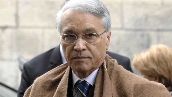 Chakib Khelil, ancien ministre de l'énergie en Algérie