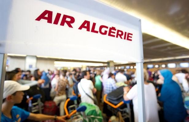 Grève surprise d'Air Algérie