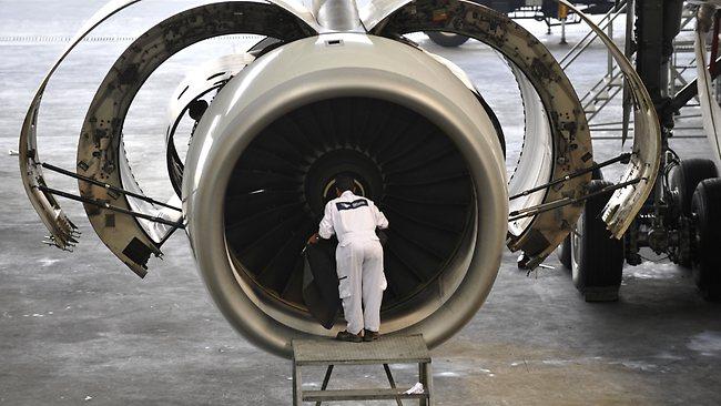 les moteurs d'Airbus 330-200 pour Air Algérie