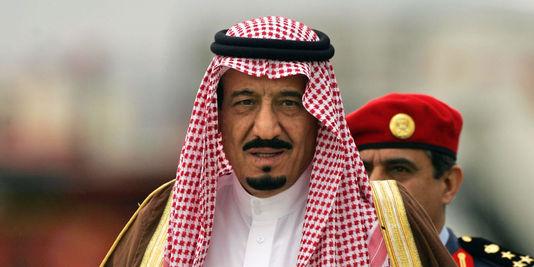 Le Roi d'Arabie Saoudite, Salman Ben Abdelaziz