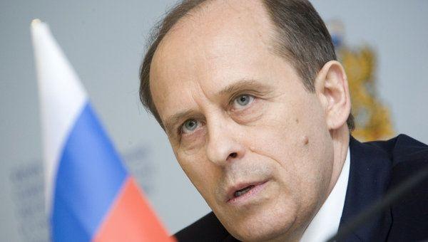 Alexandre Bortnikov, héritier de KGB