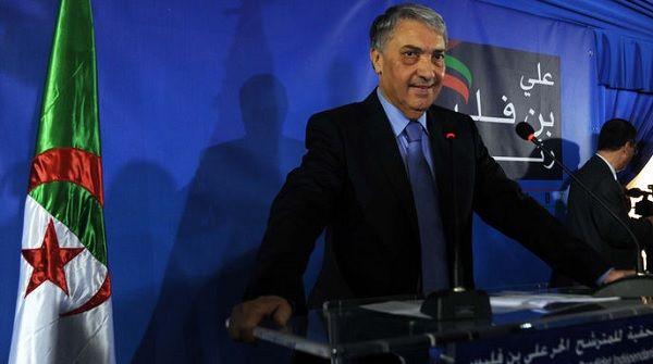 Ali Benflis, officiellement président du parti de l'avant-garde des libertés