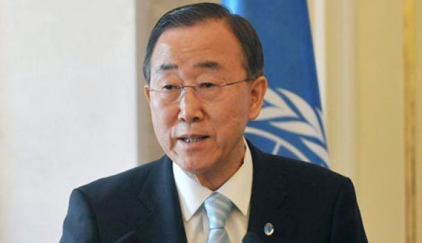 Daech en Syrie: Ban Ki-Moon met en garde les jeunes jihadiste