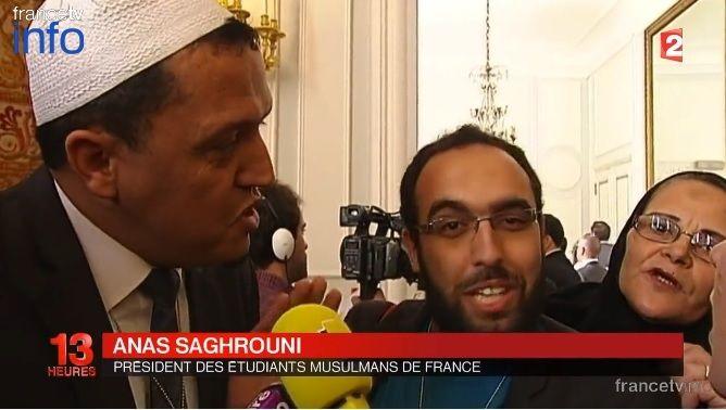 Altercation entre Chalghoumi et Saghrouni au ministère de l'intérieur