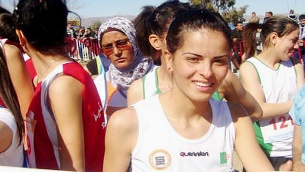 Drici Berkahoum, l'athlète algérienne de Bordj Bou  Arreridj