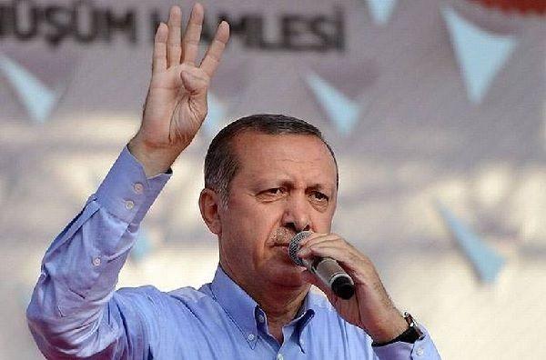 Erdogan en tête, la majorité est menacé au parlement