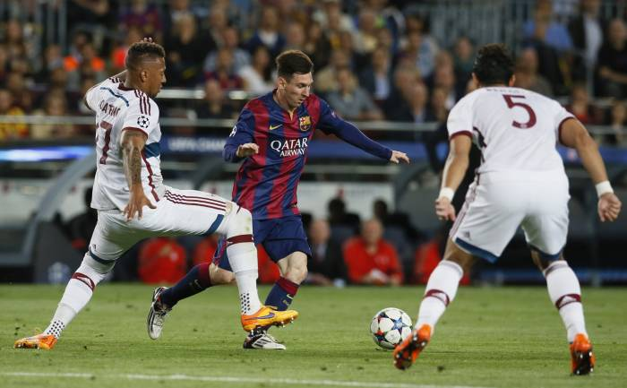 Barça vs Bayern Munich: voir le match choc en direct streaming