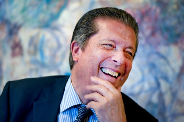 Fedérico Zaragoza, ancien directeur de l'UNESCO