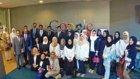 Les femmes voilées recrutés chez Google