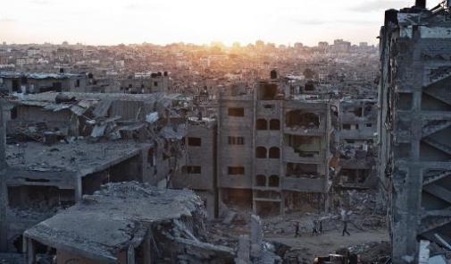 Israël a frappé Gaza après un tir de roquette