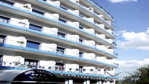 L'Hôtel Panoramic situé à Constantine