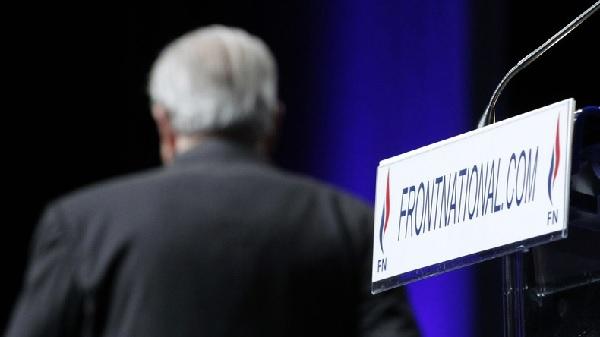 Jean-Marie Le Pen, ex-président du Front National