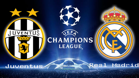 Juventus- Real Madrid: voir le match de football en direct streaming
