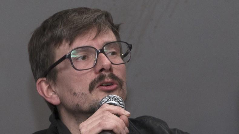 Luz, un des caricaturistes de Charlie Hebdo