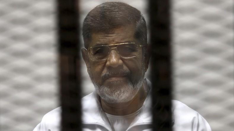 Mohamed Morsi, condamné à la peine de mort en Egypte