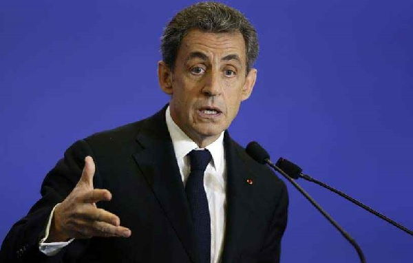 Nicolas Sarkozy: les français disent non à Nicolas Sarkozy en 2017