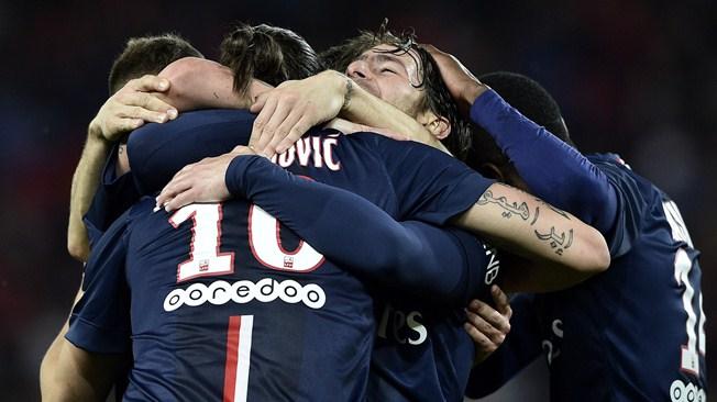 Paris SG vers un troisième titre de la Ligue 1
