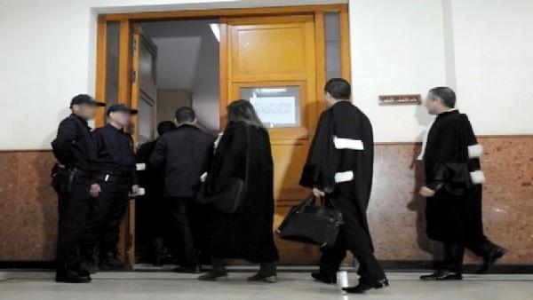 Affaire Autoroute Est-Ouest au tribunal d'Alger