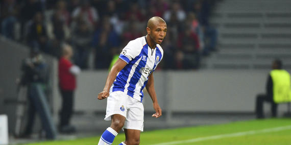 Yacine Brahimi, joueur de FC Porto