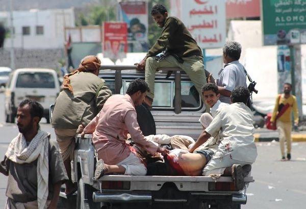 Yémen: l'offensive saoudienne a fait 2500 morts et 10.000 blessés